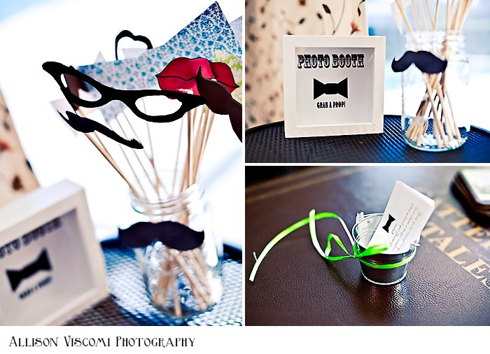 allison viscomi photography a bow tie mustache baby shower