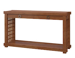 Tansu Sofa Table