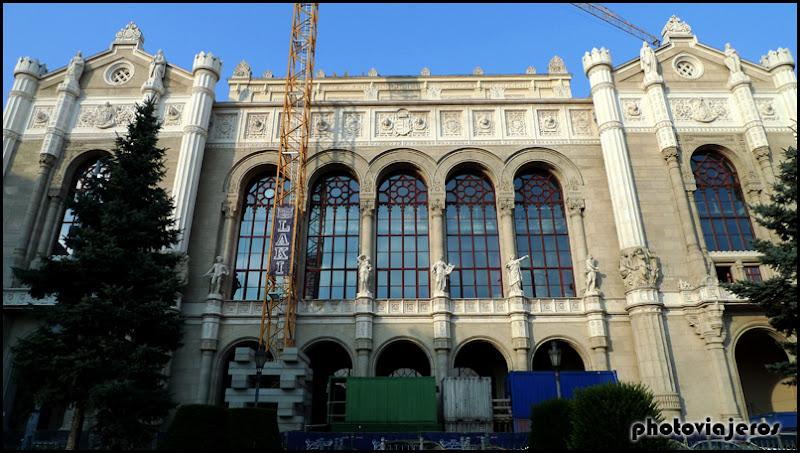 Edificio Vigadó
