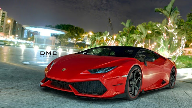 DMC teases Huracan Affari tuning program