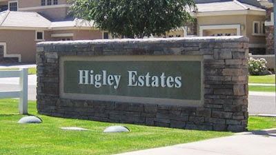 Higley Estates in Morrison Ranch Homes for Sale Gilbert AZ 85296