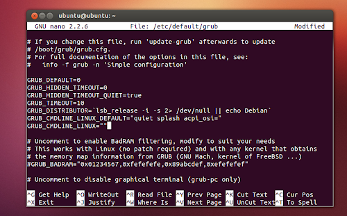 Ubuntu attivazione tasti FN per luminosità dello schermo