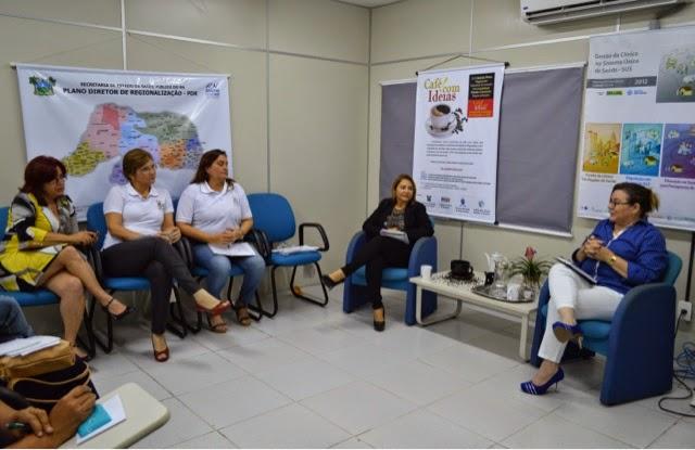 """RN: Secretaria de Saúde tem projeto """"Café com Ideias"""""""