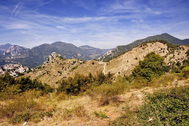 Traversée des Alpes, du lac Léman à la Méditerranée Gr5-briancon-mediterranee-col-razat