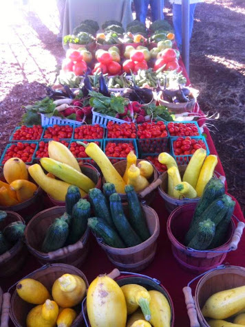 Farmer's market at the Cibolo, Boerne, TX 78006