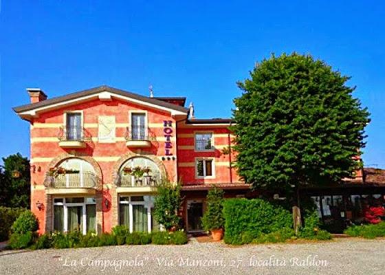 Hotel Ristorante La Campagnola 1926