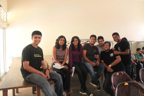 Vinay and team :D