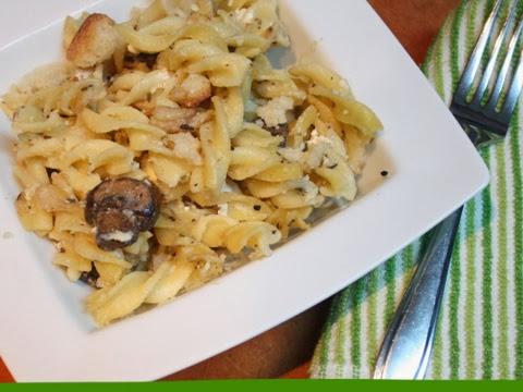 Mascarpone & Mushroom Mac