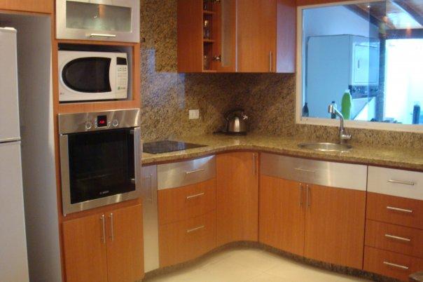 Inversiones Gramiel M.J C.A**: Cocina Color Peral