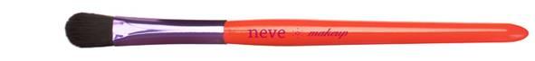 Neve Cosmetics Coral  Flat Brush