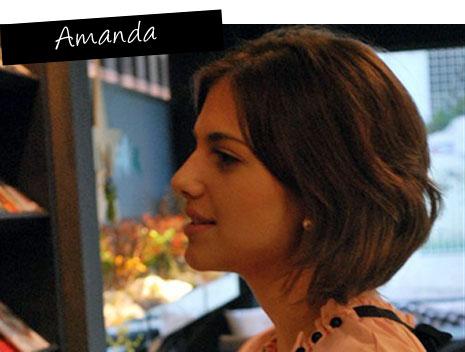 A Amanda do blog Viajão também tem um corte cheio de charme que acho lindo. 8a5f513f8b