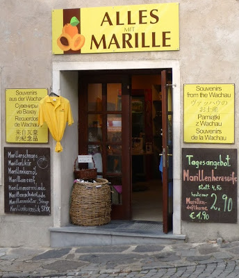 Marille shop. From Austria for Wine Lovers