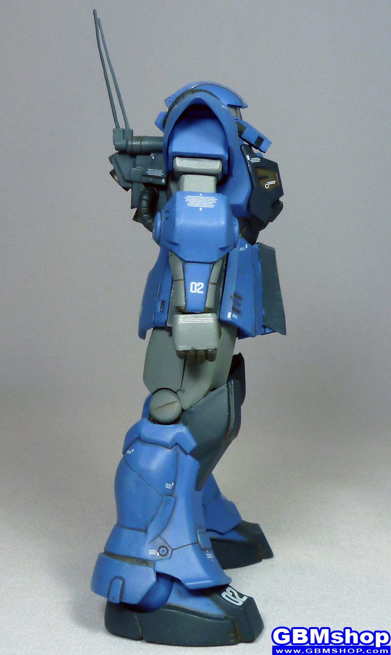 Zeonography #3007 MS-11 Act Zaku Action Zaku