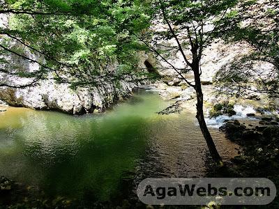 Anina - Cheile Carasului: River Caras