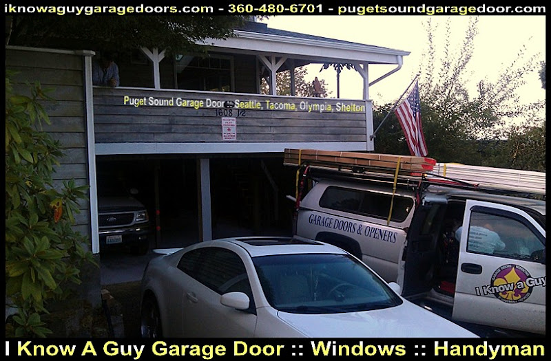 Garage door rosedale wa gdor seattle tacoma olympia for Garage door repair tacoma