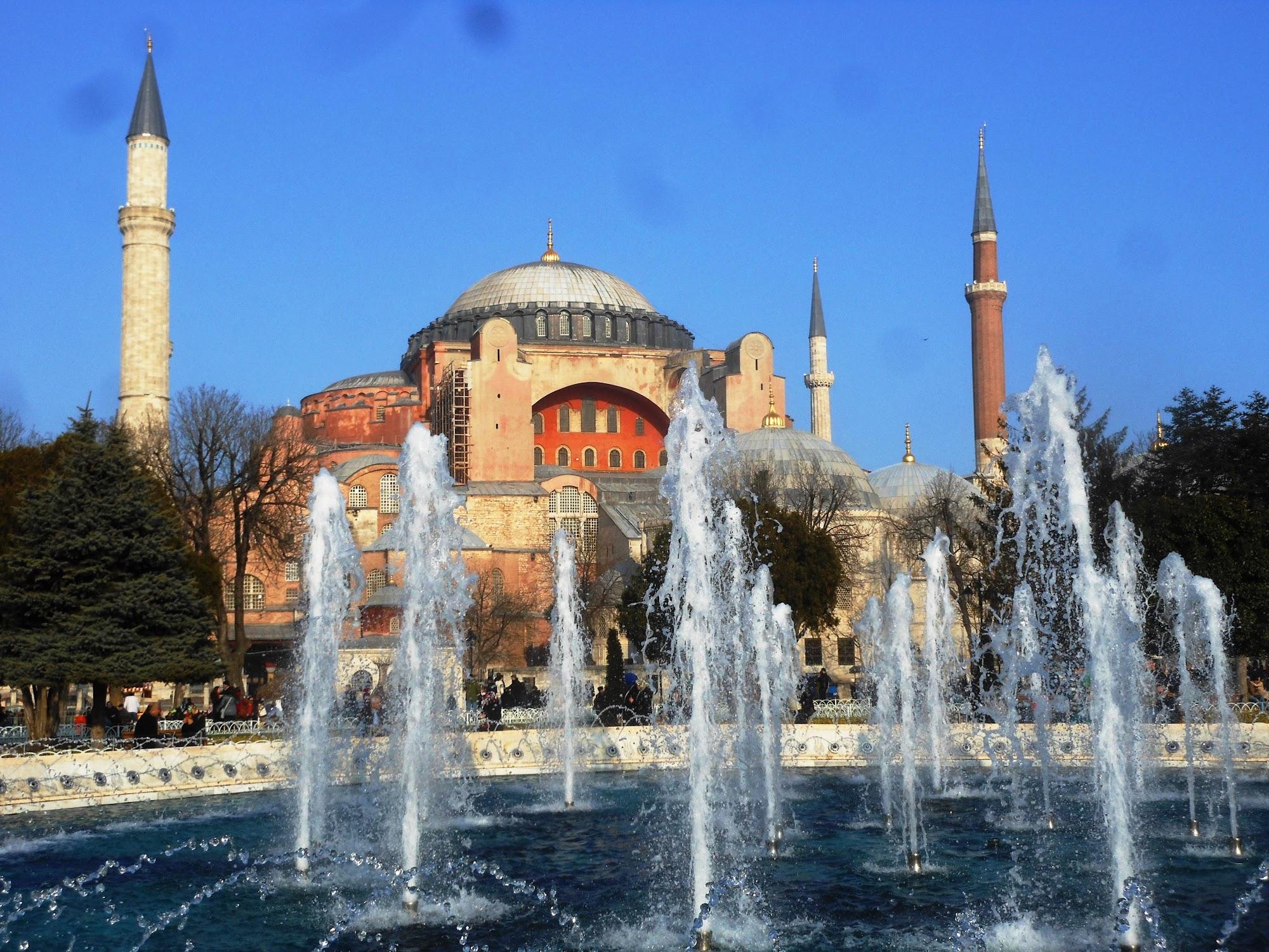 Reisinformatie Turkije