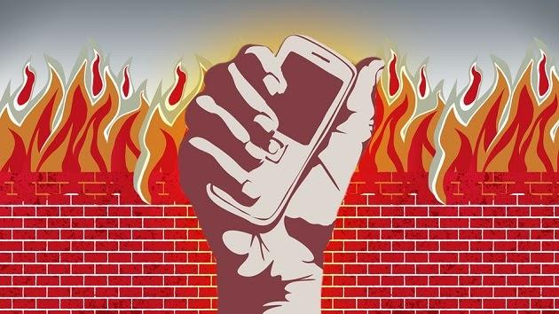 Trung Quốc tăng cường kiểm duyệt internet: Đừng mơ sử dụng Facebook, Google