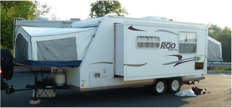 2004 Rockwood Roo 21ss Ultralight Hybrid Camper Sleeps 8 Full Slide Bath Ac Heat Jkowners Jeep Wrangler Jk Forum