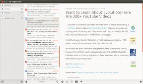 Lightread, un muy buen cliente de Google Reader para Ubuntu