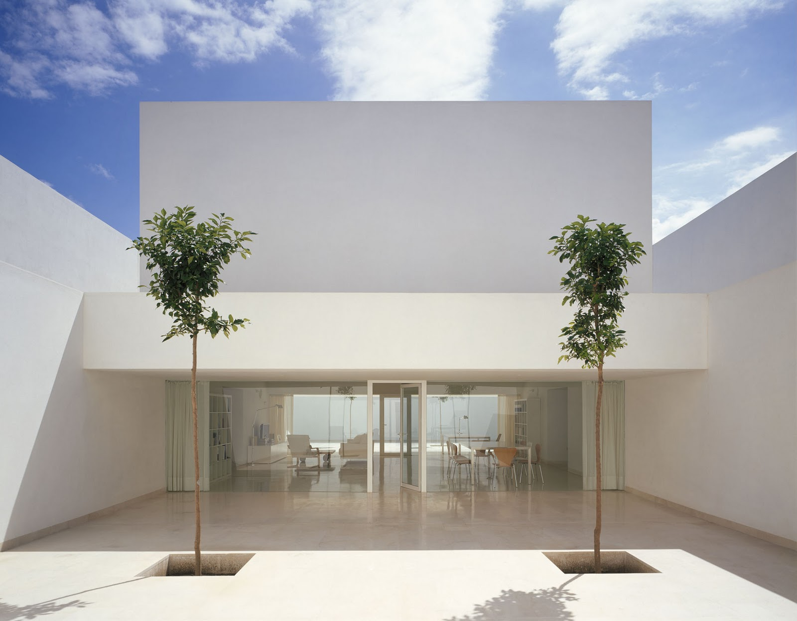 White Box Architecture Modern Design By Moderndesign Org
