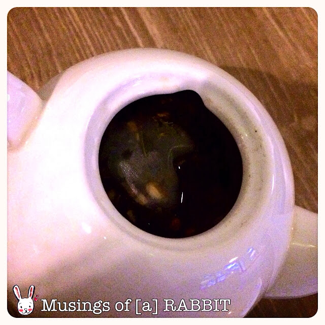 Lemon Ginger Mint Teabag