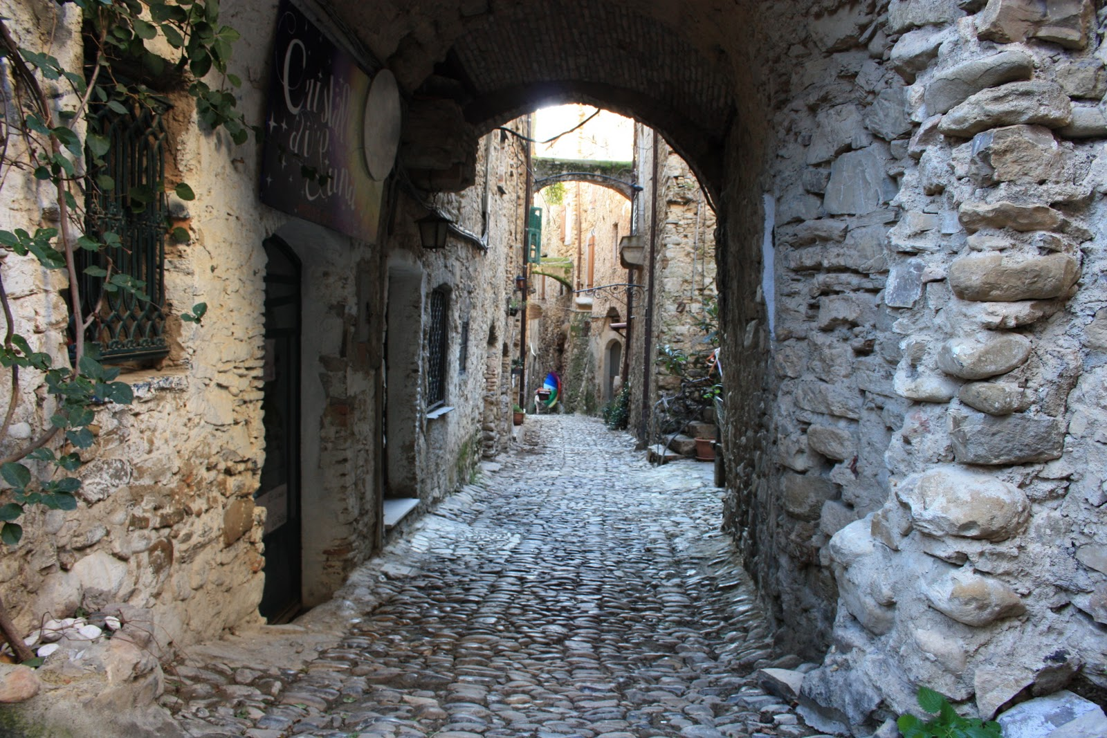 Image result for bussana vecchia italy HD