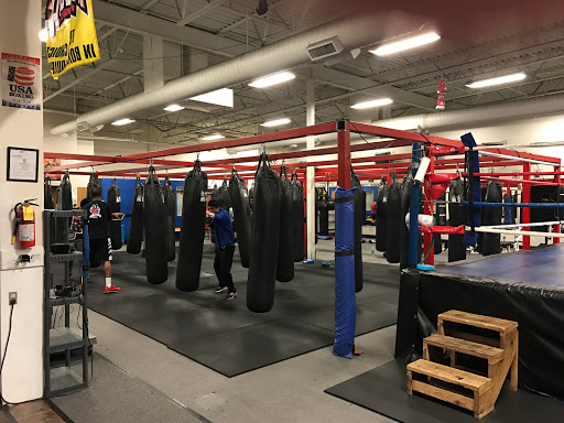 Boxing Gym «A1 Boxing & Fitness», reviews and photos, 700 S Buckley