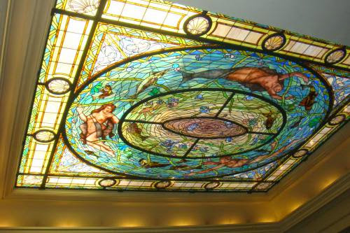 Stained Glass Ceiling Women In Ministry