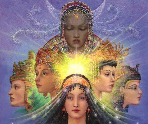 Goddesses Image