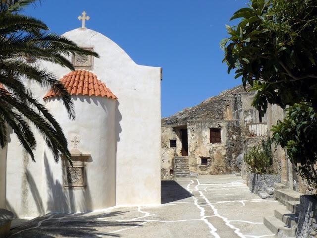 Monastero di Preveli, Monastery