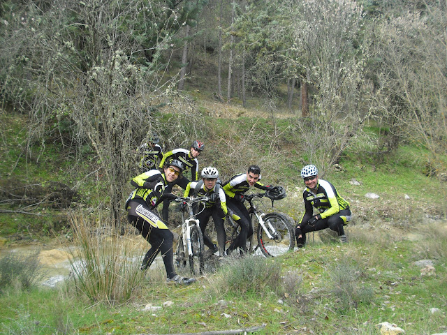 Ruta pantano del Quiebrajano para el sábado 16 de marzo. CIMG5333