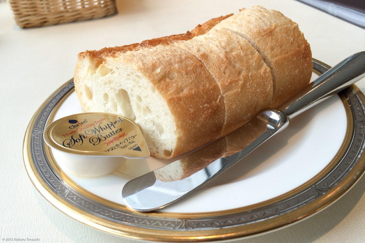 フランスパン&ソフトホイップバター