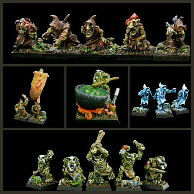 Goblins No muertos Titan Forge