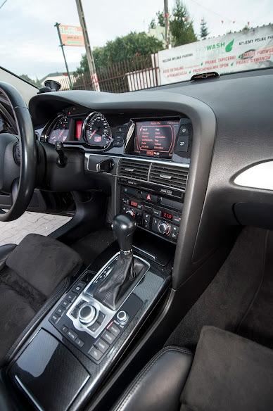 Audi A6 A7 Klub Polska Hydrografika Tunel Klimatronic Zegary