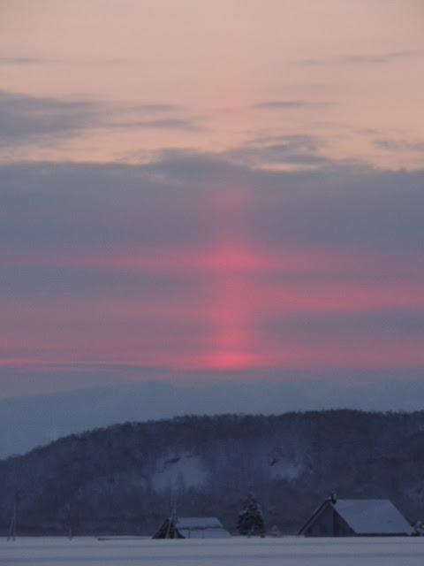 朝陽の柱Ⅰ