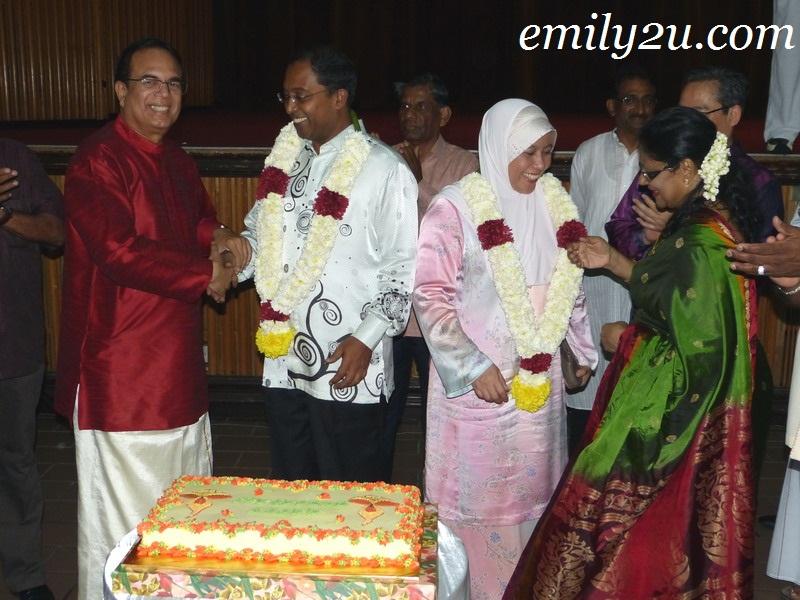 Veerasingam Deepavali Open House