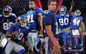 New York Giants Team Wallpaper