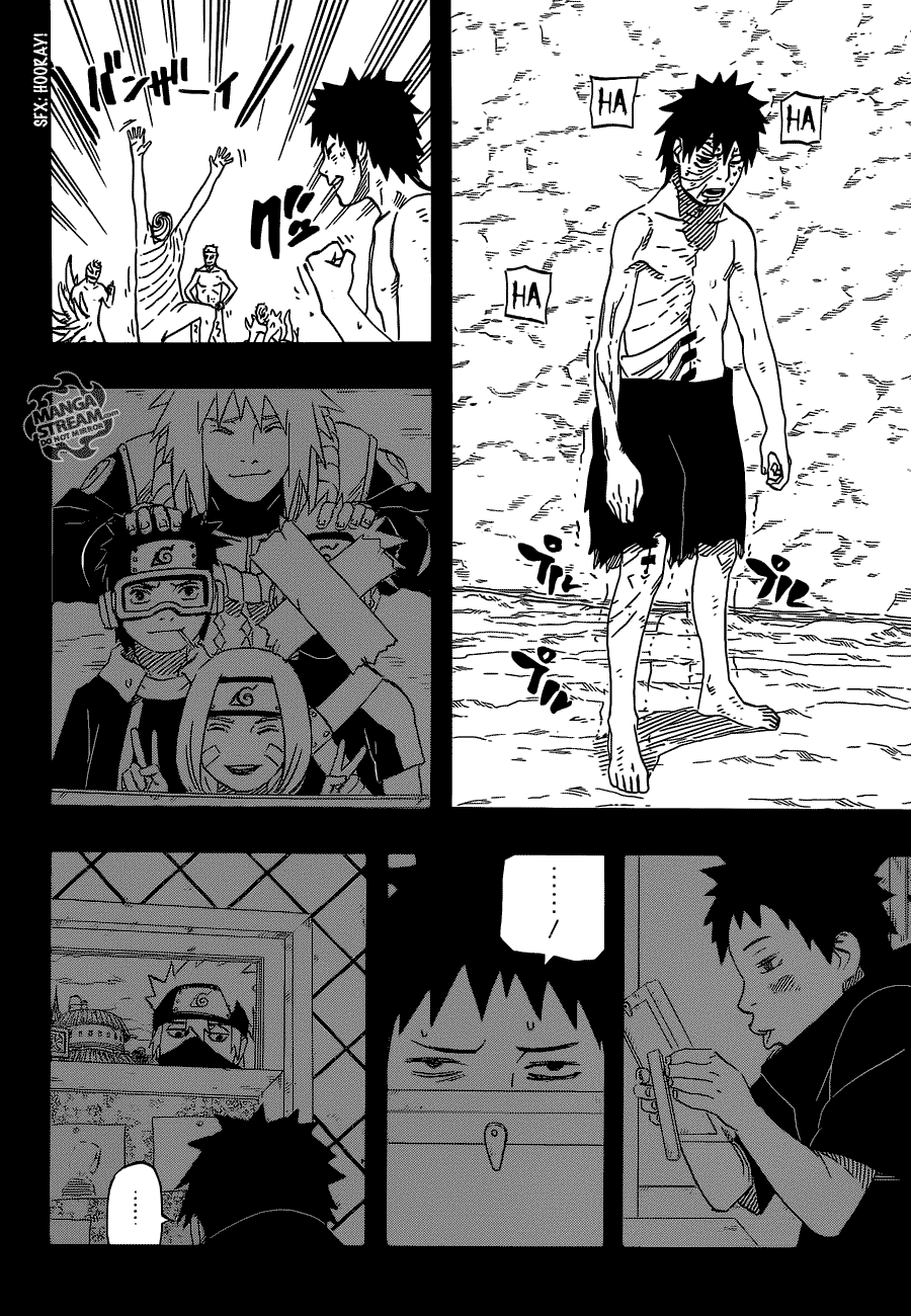 naruto Online 603 page 10