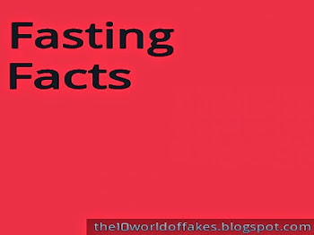 Fasting Facts●