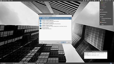 Classic GNOME3 ubuntu