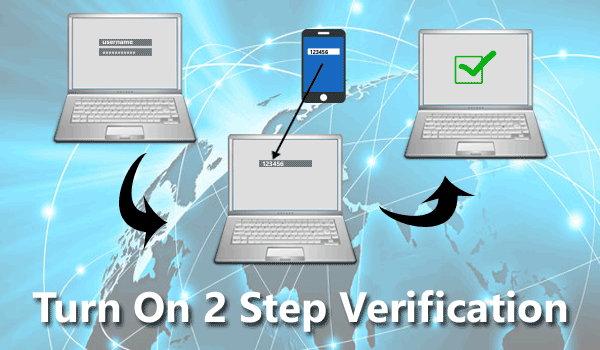 Amankan Akun Anda Dengan 2 Langkah Verifikasi