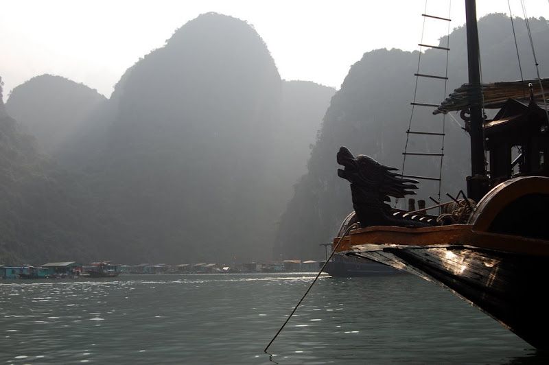 Halong Bay Dragon