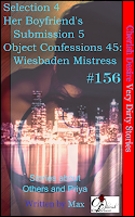 Cherish Desire: Very Dirty Stories #156, Max, erotica