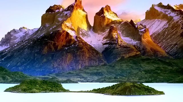 Torres del Paine National Park - Los Cuernos