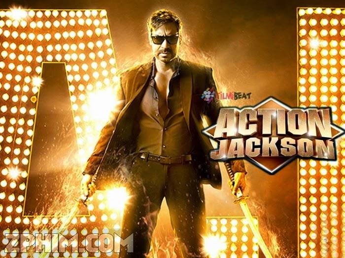Ảnh trong phim Vận May Đảo Ngược - Action Jackson 1