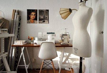 Ideias para decoração de ateliê