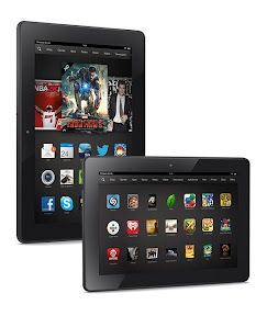 Kindle Fire HDX 8.9inch