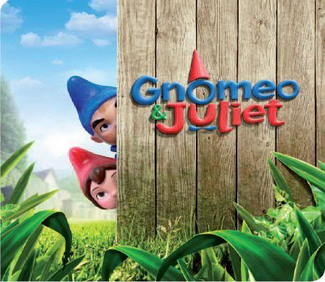 Worthy Of Note Gnomeo And Juliet 2011