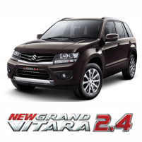 Suzuki New Grand Vitara 2.4