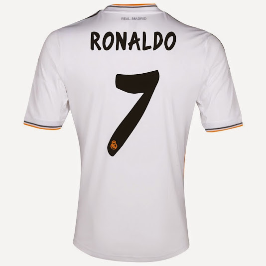 a2414bfff9d Real Madrid 2014 Home Away Shirts - New Official Jerseys
